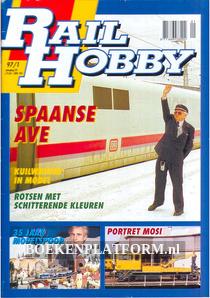 Rail Hobby jaargang 1997
