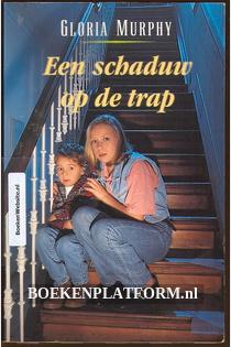 Een schaduw op de trap