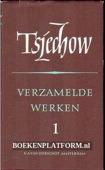 Verzamelde werken Tsjechow 1