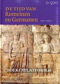 De tijd van Romeinen en Germanen 0-500