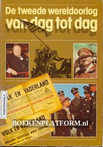 De tweede wereldoorlog van dag tot dag