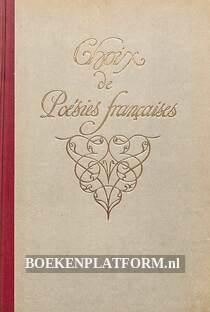 Choix de Poesies francaises