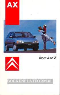 Citroen AX from A to Z