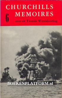 Churchills Memoires 06, Amerika in de oorlog