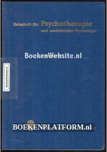 Zeitschrift fur Psychotherapie und Medizinische Psychologie 1965