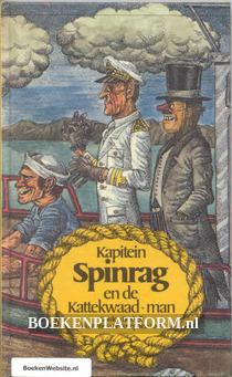 Kapitein Spinrag en de Kattekwaad-man