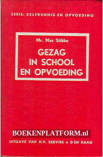 Gezag in school en opvoeding