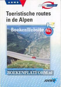 Toeristische routes in de Alpen