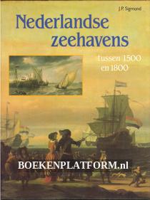 Nederlandse zeehavens tussen 1500 en 1800