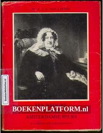 Een weduwe aan de Amsterdamse Beurs