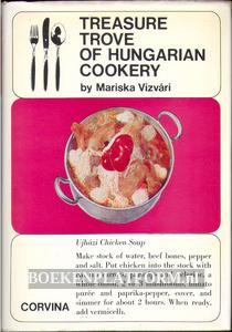 Treasure Trove of Hungarian Cookery