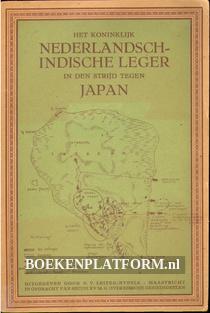 Het koninklijk Nederlandsch-Indische leger in den strijd tegen Japan