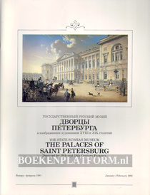 The Palaces of Saint Petersburg