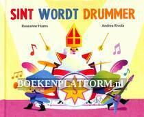 Sint wordt drummer