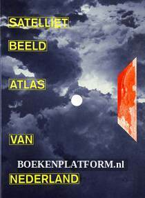 Satellietbeeld atlas van Nederland