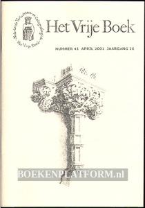 Het Vrije Boek 2001