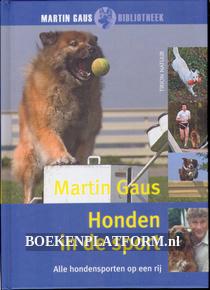 Martin Gaus, honden in de sport