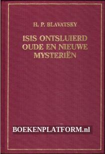 Isis ontsluierd oude en nieuwe mysteriën II. B
