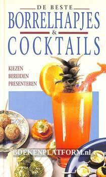 De beste borrelhapjes & cocktails