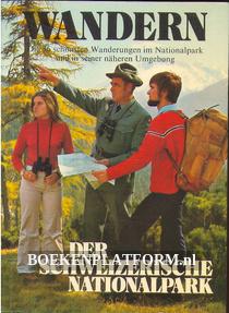 Wandern, der Schweizerische Nationalpark