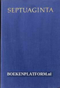 Septuaginta I