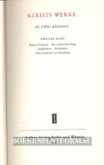 Kleists Werke 2