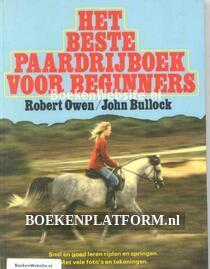 Het beste Paardrijboek voor beginners