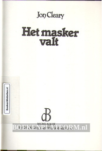 Het masker valt