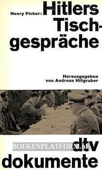 Hitlers Tischgespräche 1941-42