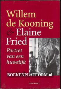 Willem de Kooning & Elaine Fried