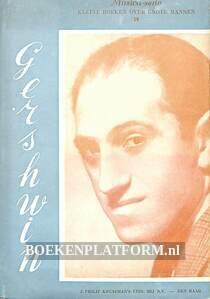Het leven van George Gershwin