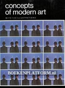 Concepts of Modern Art