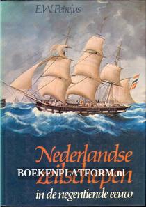 Nederlandse zeilschepen in de negentiende eeuw