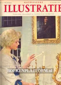 Katholieke Illustratie 1e halfjaar 1965 ingebonden