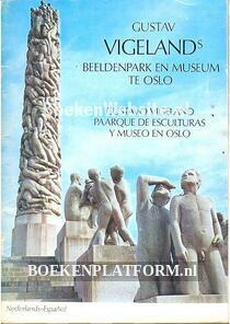 Gustav Vigeland's beeldenpark en museum te Oslo
