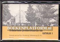8 Historische prentbriefkaarten van Katwijk I