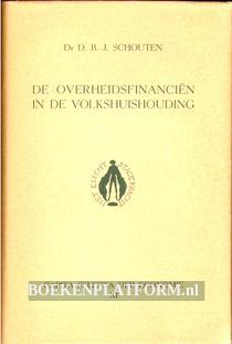 De overheidsfinanciën in de volkshuishouding