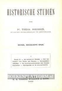 Historische Studiën I-II