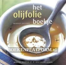 Het olijfolieboekje