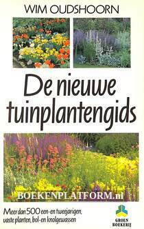 De nieuwe tuinplantengids