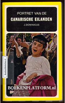 Portret van de Canarische Eilanden