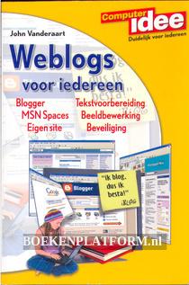 Weblogs voor iedereen