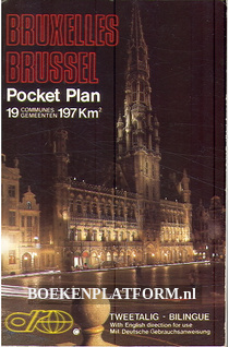 Pocket Plan Brussel
