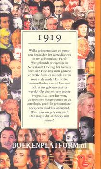 1919 Uw geboortejaar