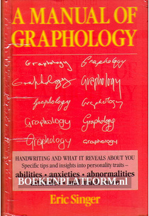 A  Manual of Graphology