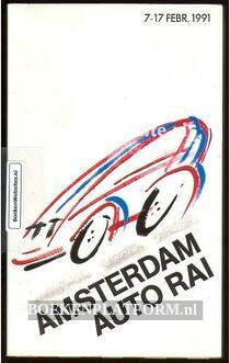 Amsterdam Auto Rai 1991