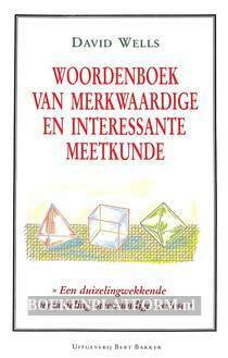 Woordenboek van merkwaardige en interessante meetkunde