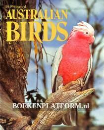 In Praise of Australian Birds