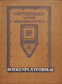 Winterboek van de Wereld-bibliotheek 1922-1923