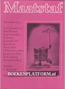 Maatstaf 11-1974